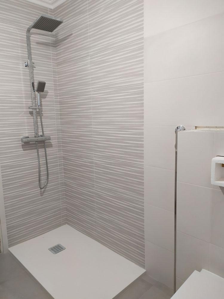Reforma baño Marín